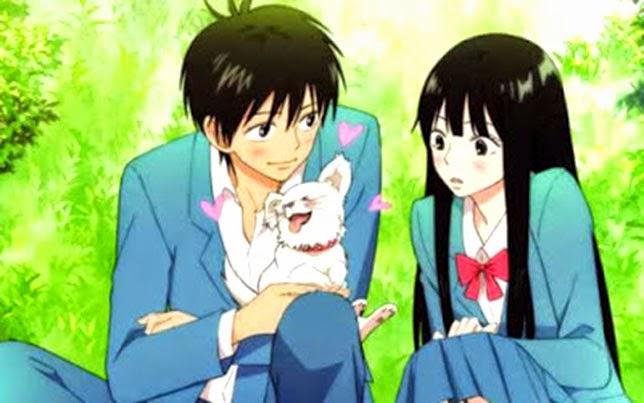 Kimi ni todoke - romance comedy anime