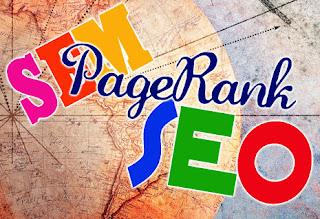 About PageRank, SEM, SEO