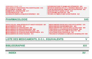 """Les urgences du medecin generaliste PDF""""Dr .Philippe MICHELLIER"""" A5"""