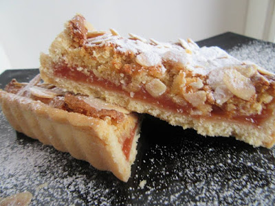 Krostata s dunjama / Crostata with quince