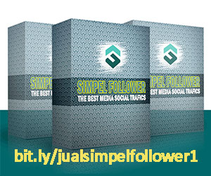 Jual Simpel Follower