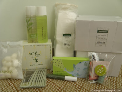 Покупки в интернет-магазине TesterKorea: Innisfree, Skinfood, Nature Republic, The Face Shop