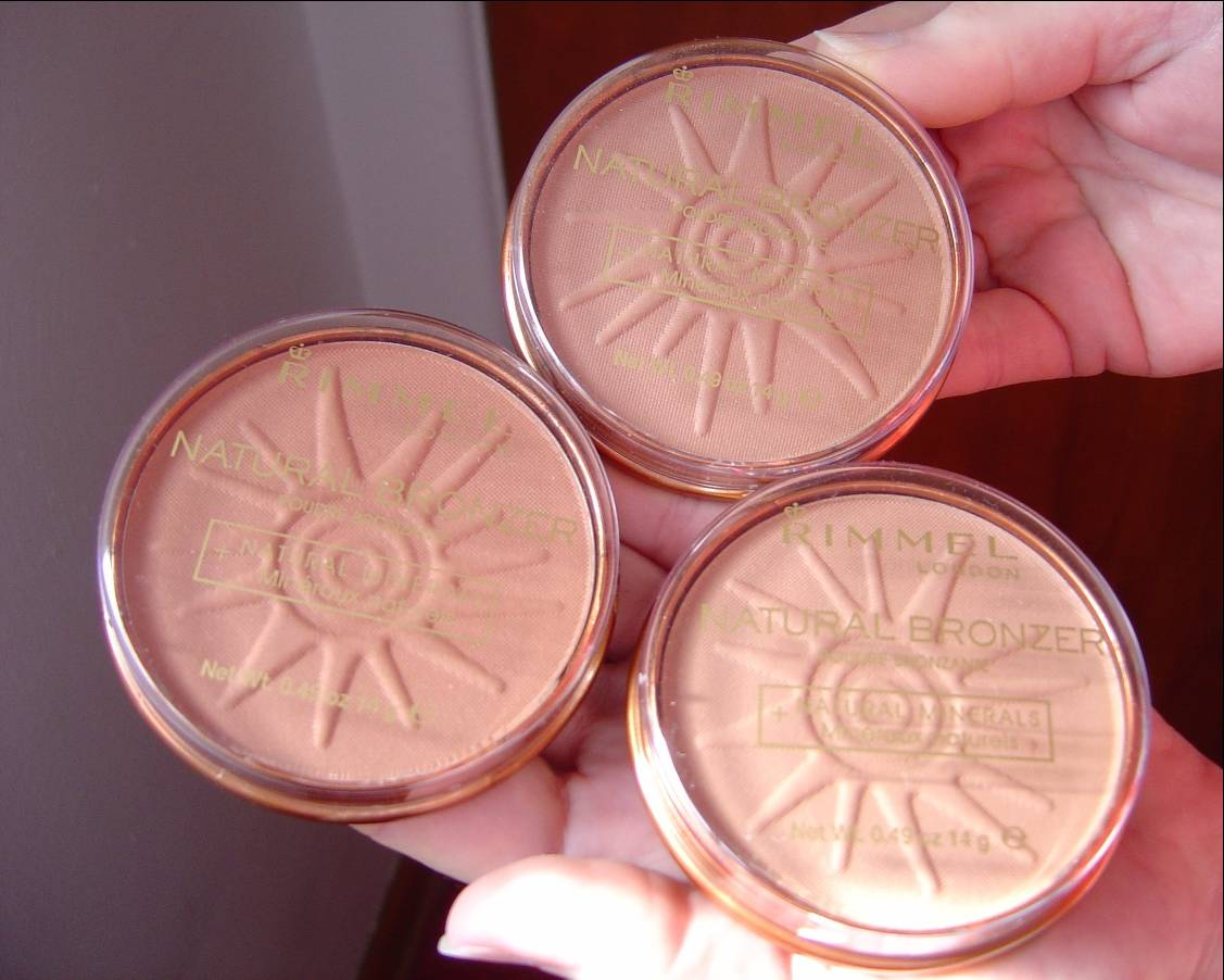 Rimmel London Bronzers