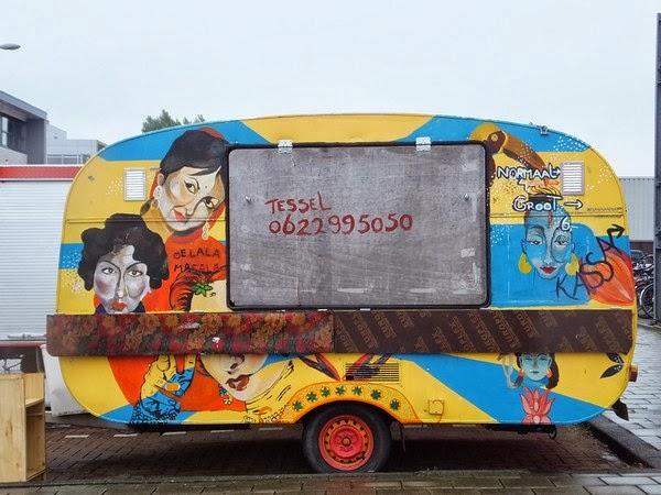 amsterdam ndsm-werf street art
