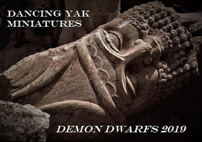 No Demons Were Harmed from Dancing Yak Miniatures