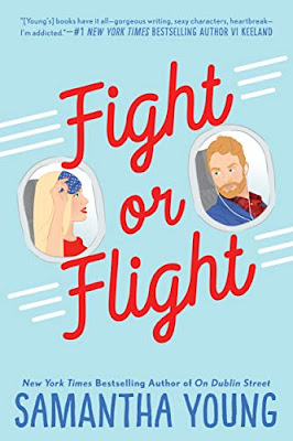 Book Review: Fight or Flight, by Samantha Young, 5 stars