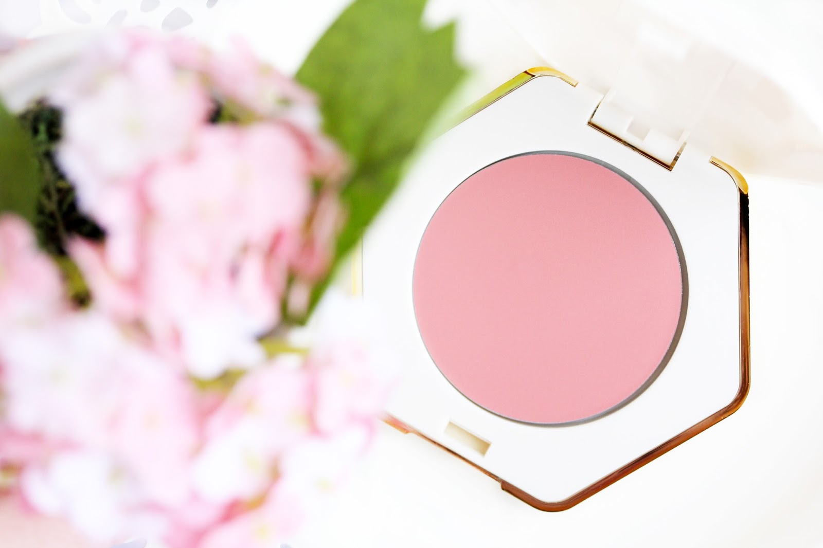 H&M Pure Velvet Cream Blush in Dusty Rose