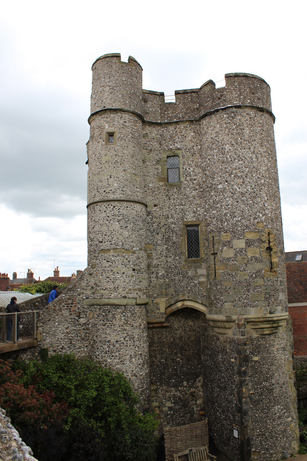 Castillo de Lewes 2