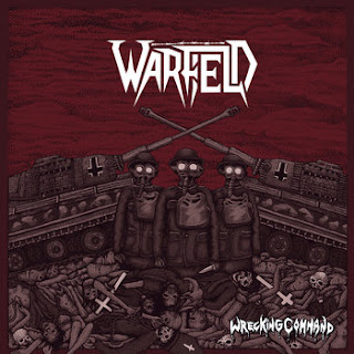 "Το video των Warfield για το ""Divine Winds"" από το album ""Wrecking Command"""