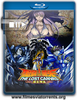 Saint Seiya: The Lost Canvas – Meiou Shinwa 1ª e 2ª Temporada Torrent