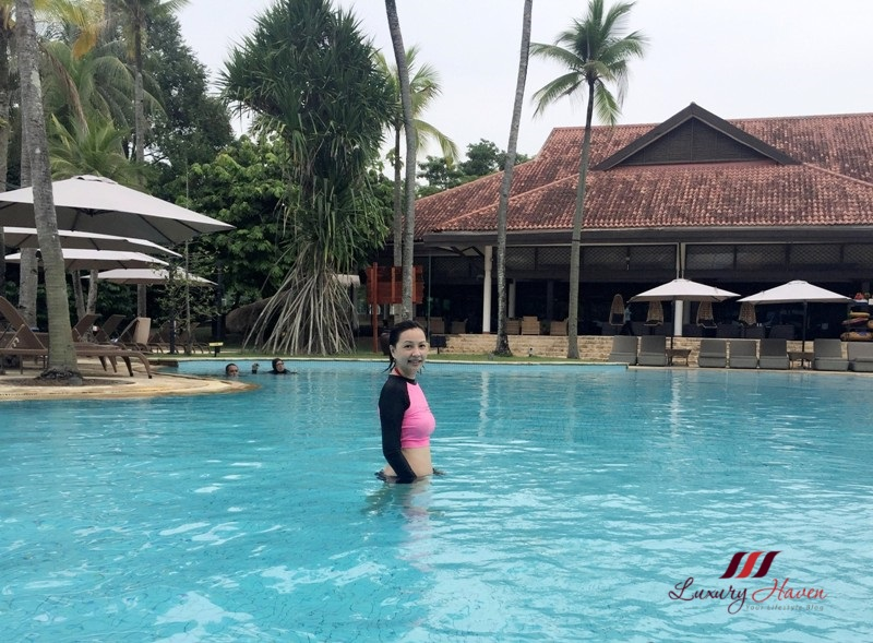 singapore travel influencer bintan lagoon resort staycation