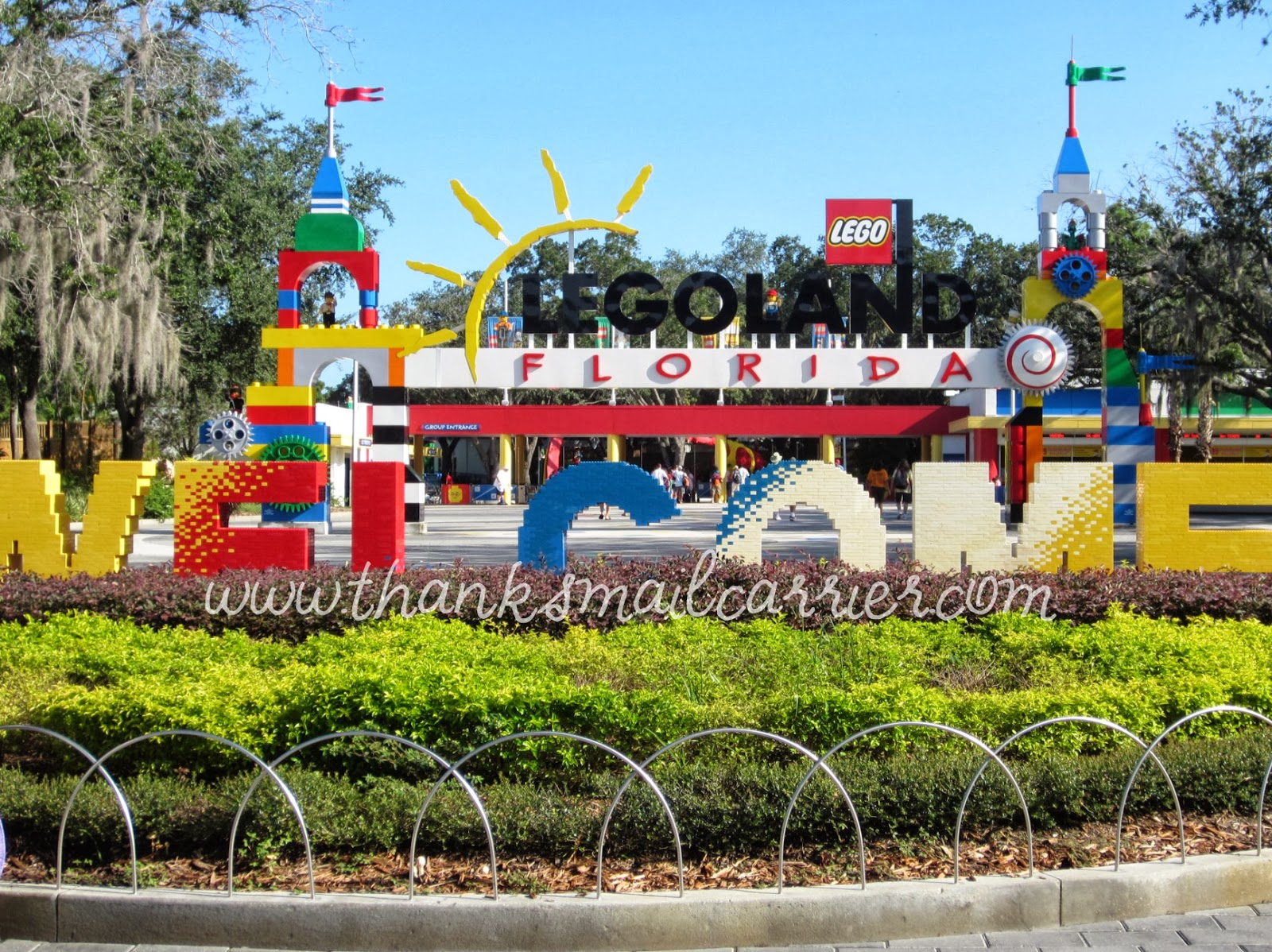 Thanks, Mail Carrier | LEGOLAND Florida, the Interactive ...