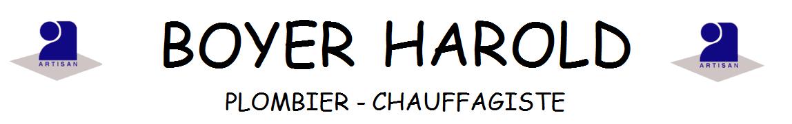 boyer harold - plombier chauffagiste