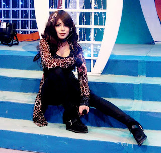 Tisma Bangladeshi Pop Singer In TV Show