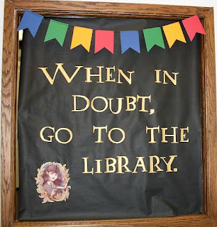 FSU Ort Library News & Events: Harry Potter Book Night