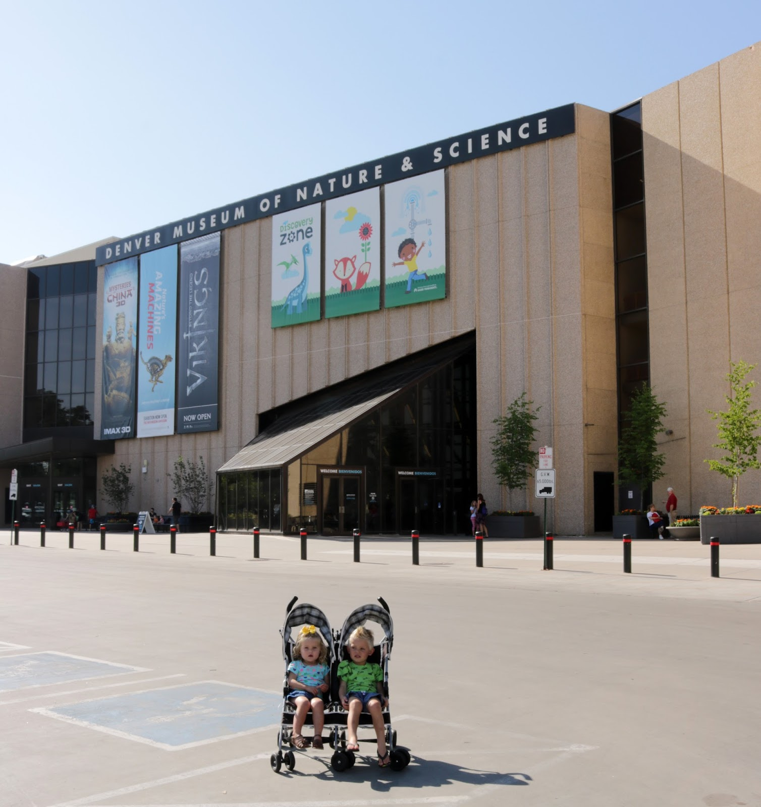 Denver Museum Of Nature Science: The Messerly Four: Denver Museum Of Nature And Science