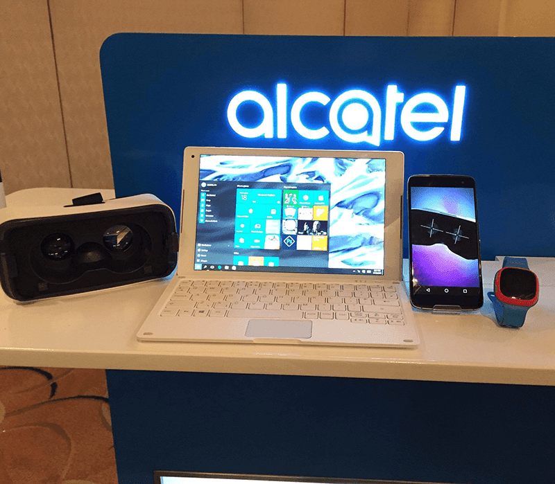 Alcatel Plus 10 2-in-1 device announced in the Philippines