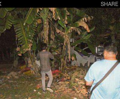 Penduduk Kampung Rimas, Orang Ramai Datang Sampai Ke Pagi