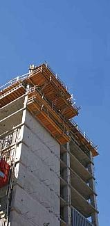 Exterior Shear Wall Construction