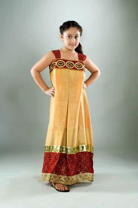 Pakistani Designer Dresses Junaid Jamshed Kids Collection