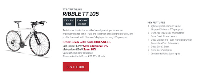 TT RIBBLE ALU