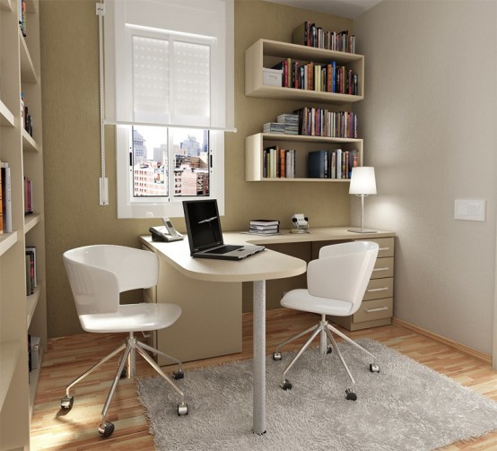 80 Peaceful Study Room Decorating Ideas: Paradise Of Home Design