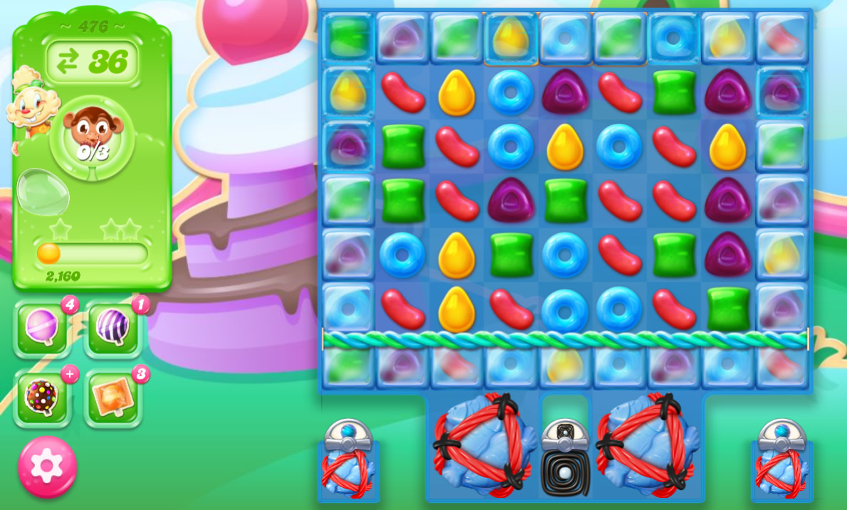 Candy Crush Jelly Saga 476