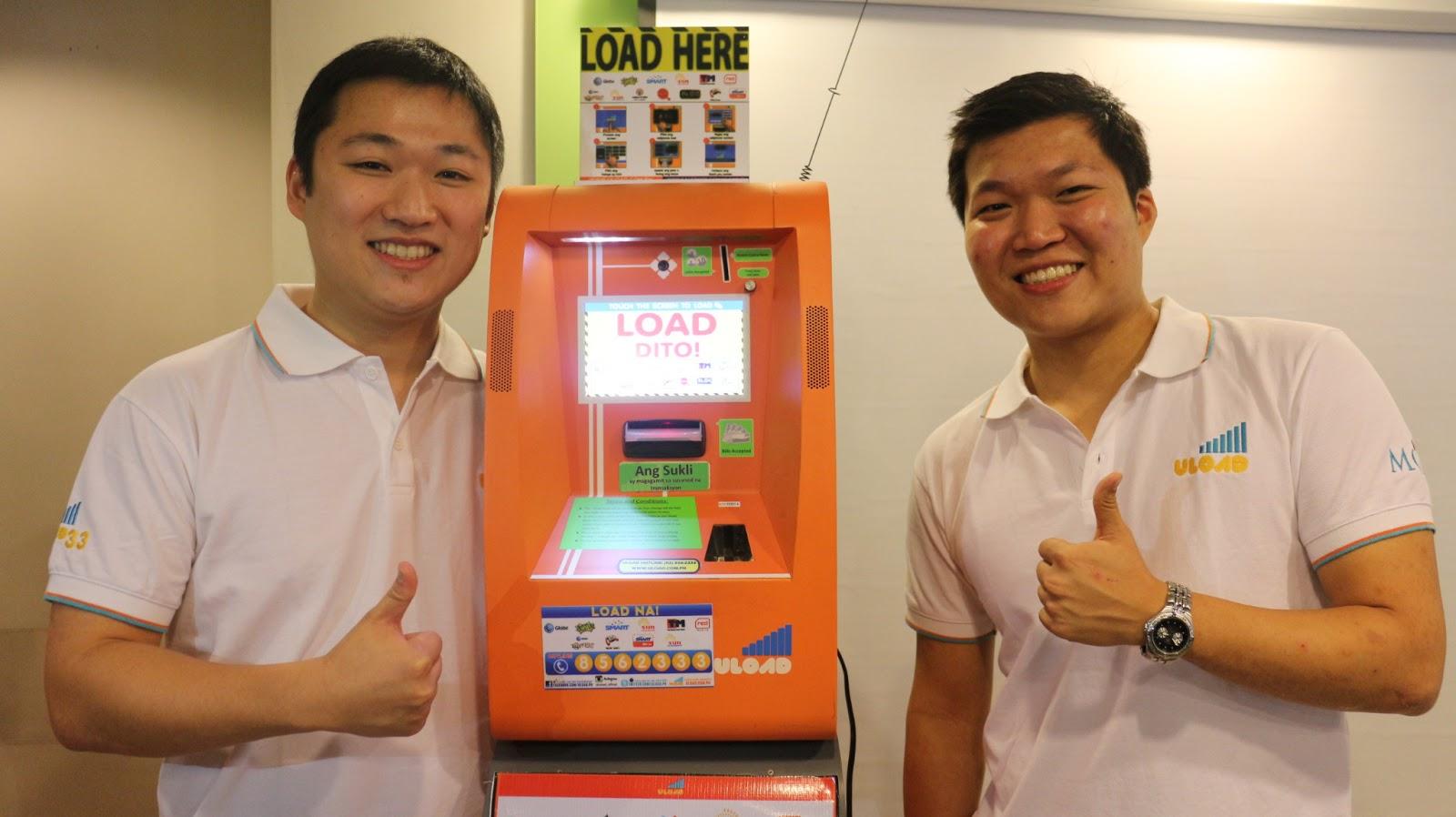 vending machine business plan philippines