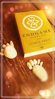 """Endgame. Wezwanie"" James Frey & Nils Johanson-Shelton"