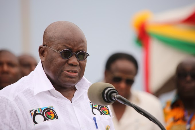 Gov't saved GH¢433 million from removal of 'ghost workers' – President Akufo-Addo
