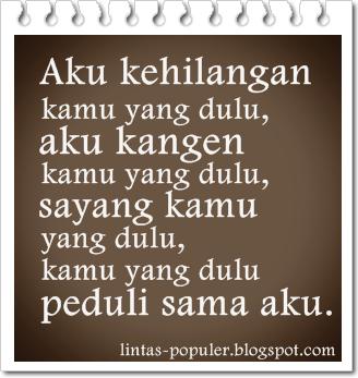 Gambar DP BBM Kangen buat Mantan Pacar | Caption Instagram ...