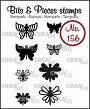 http://www.all4you-wilma.blogspot.com https://www.crealies.nl/nl/detail/2128936/bits-pieces-stempel-stamp-no-156-8x-mini-vlinders-7-8-8x-mini-butterflies-7-8.htm