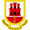 Logo Gambar Lambang Simbol Negara Gibraltar PNG JPG ukuran 100 px
