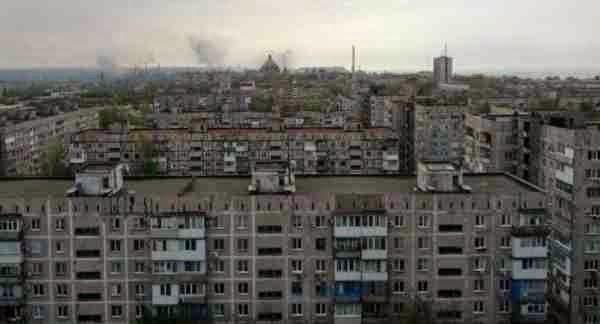 Εκκενώνεται το Ελληνικό Προξενείο στη Μαριούπολη
