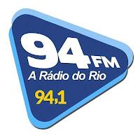 Rádio 94 FM - Rio de Janeiro/RJ