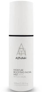 alpha-h moisture boost facial mist