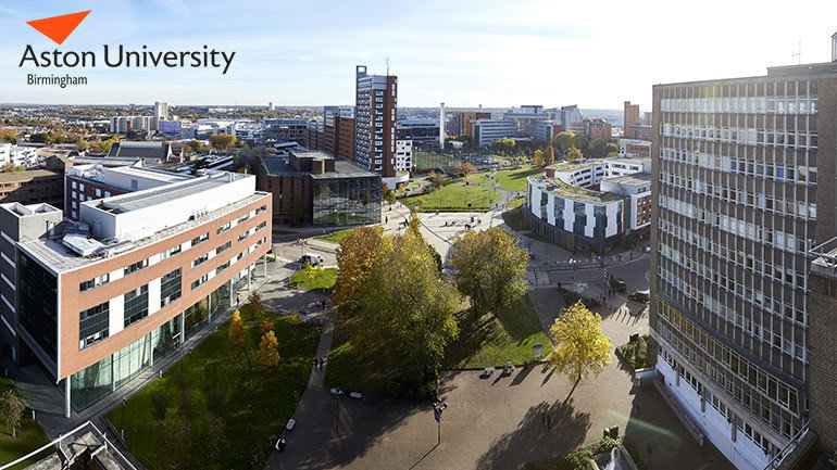 2019 Ferguson Scholarships At Aston University, UK