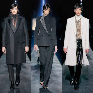Givenchy invierno 2019 : Vanguardista y Chic