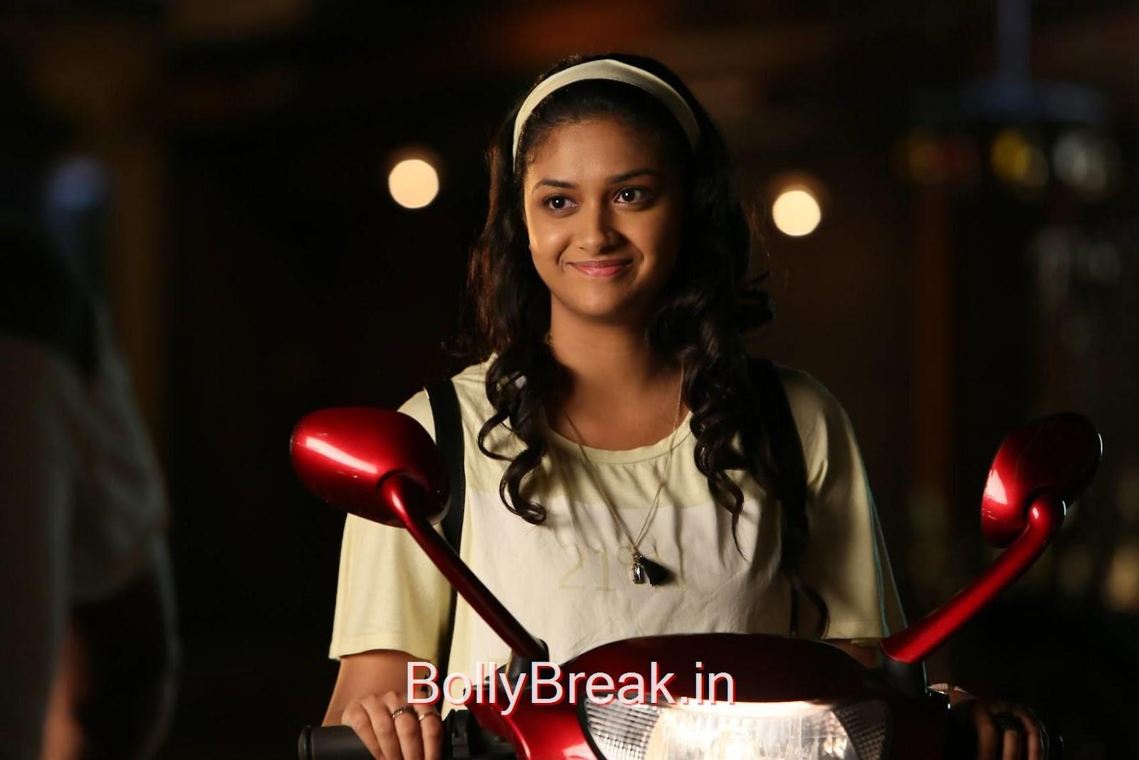 High Quality Keerthi Suresh Pics, Keerthi Suresh Hot Stills From Idhu Enna Maayam Tamil Movie