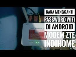 Cara Mengganti Password Wifi di Android