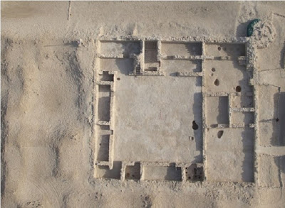 300-year-old pearl fishing town unearthed in Qatar