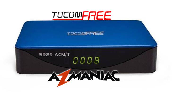 Tocomfree S929T ACM