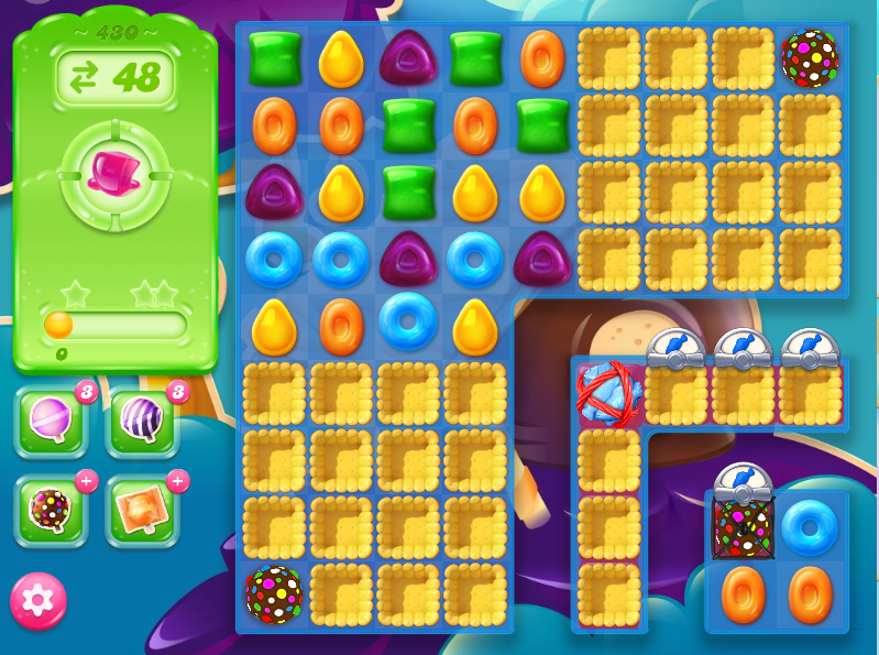 Candy Crush Jelly Saga 430