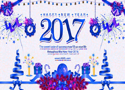 New Year 2017 beginning Quotes New