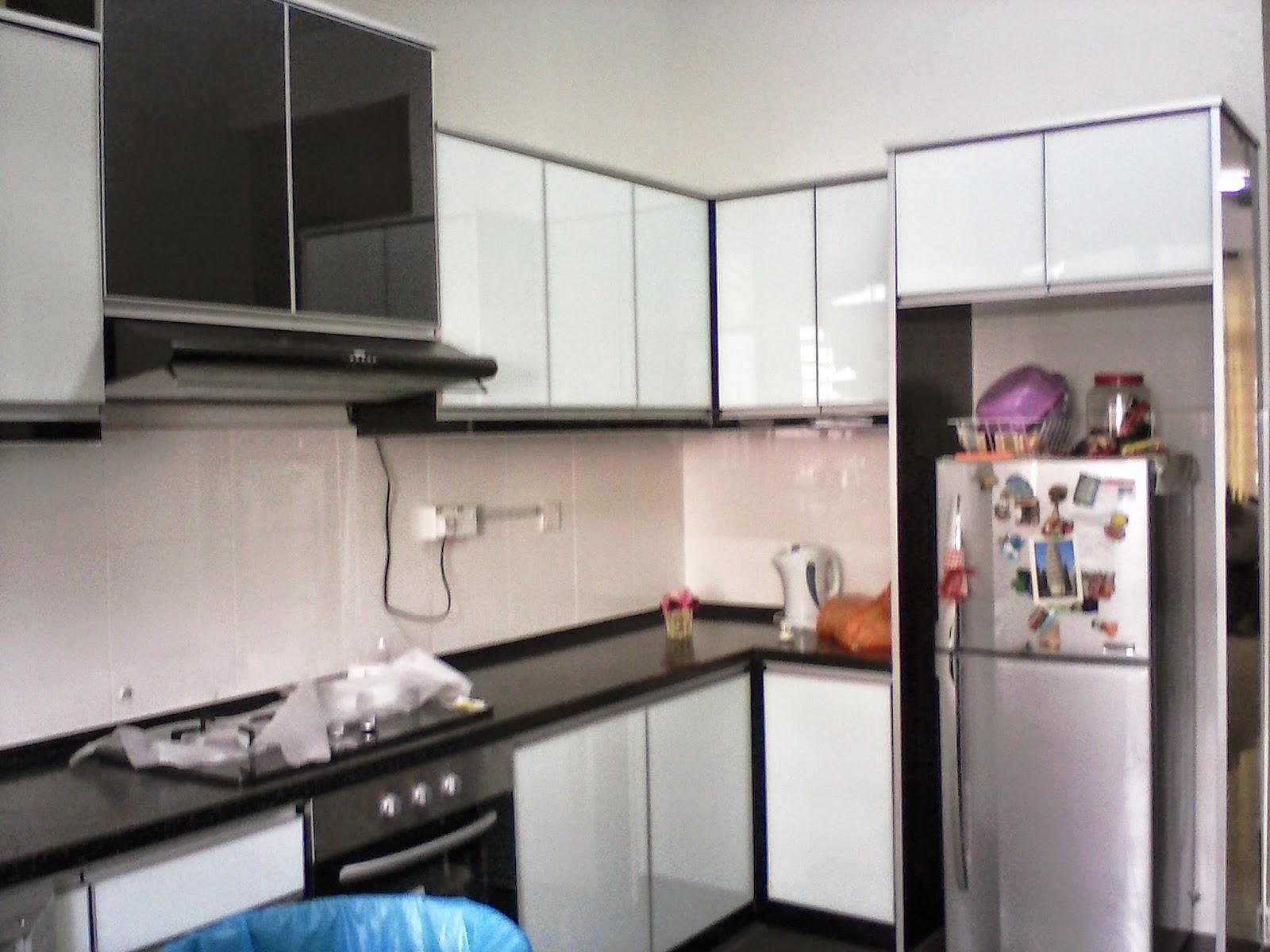Kabinet Dapur Terus Dari Kilang Salak Tinggi