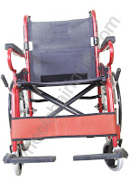 Karma KM 2500 L Big Wheel Wheelchair