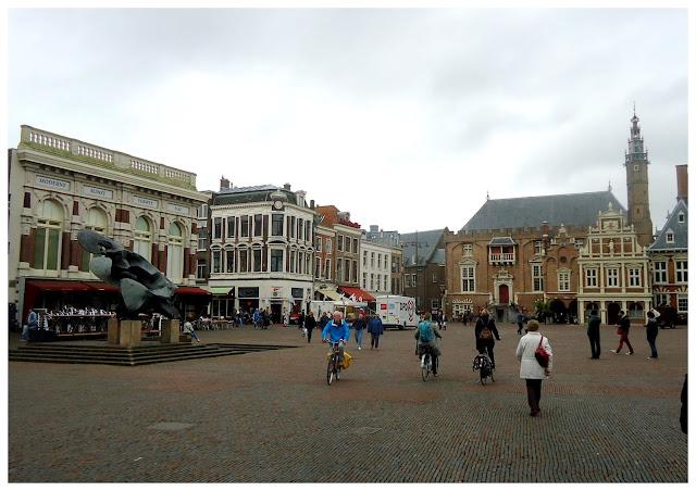 Grote Markt O que visitar na Holanda, Haarlem