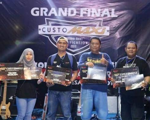 Pemenang_semifinalis_Customaxi_Medan_2017