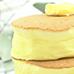 Japanese , Jiggly Thick hotcakes happy cakes