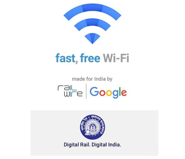 Google鎖定車站建置Wi-Fi熱點。